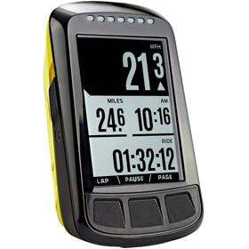 Wahoo Fitness Elemnt Bolt GPS Ciclocomputer giallo/nero